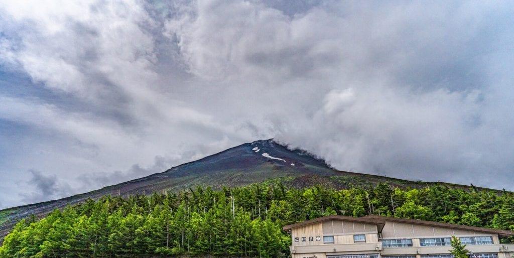 Travel Funnies- Mt. Fuji