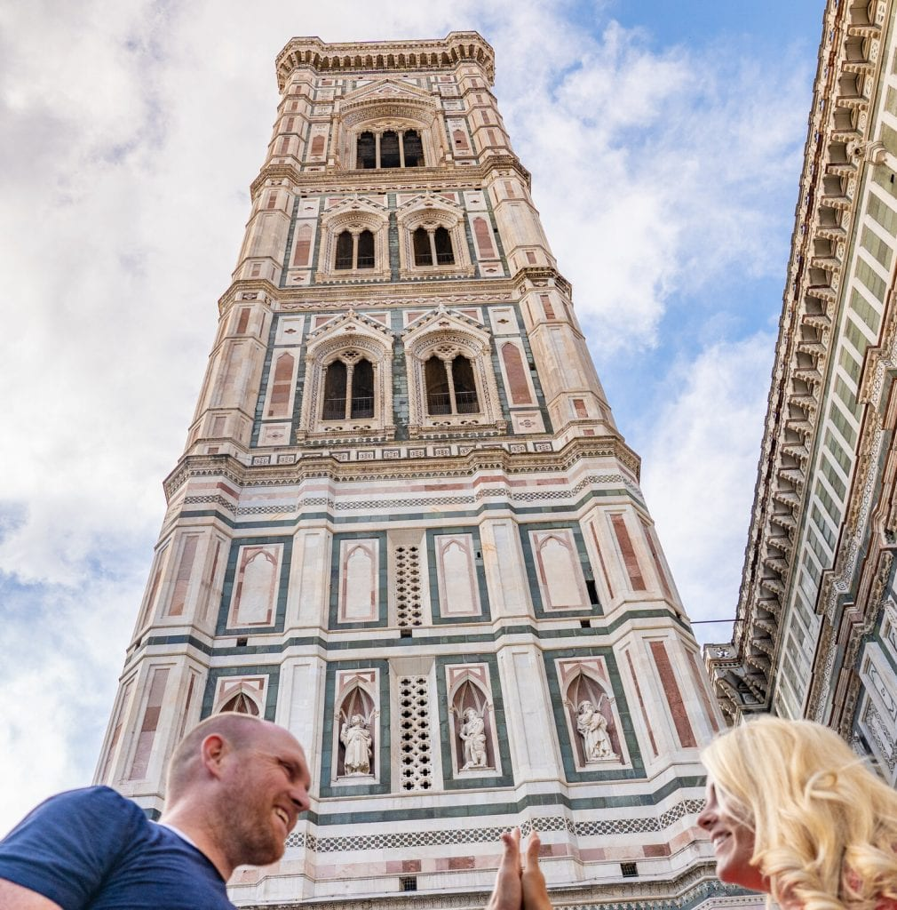 Italy Itinerary- bell tower