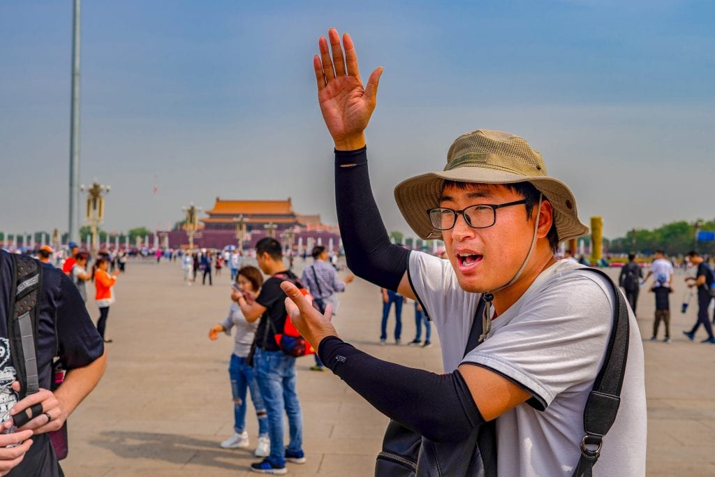 Our trip to China in 2019